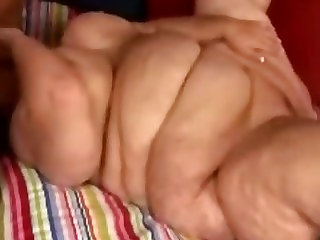 Huge woman getting fucked by..
