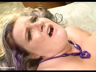 BBW Gets Her Tight Ass..