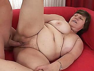 big beautiful woman granny..