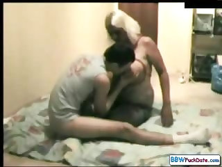 BBW Amateur Mother with..