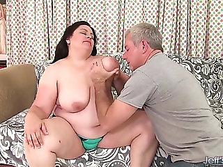 Sexual big beautiful woman..