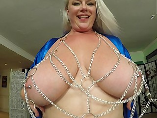 Cameron Skye BBW Huge Tits..
