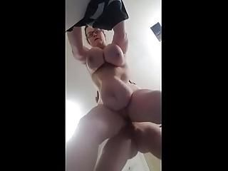 Bbw huge tit wife..