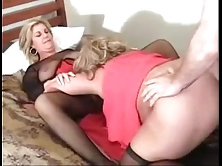 Threesome bbw screaming for..
