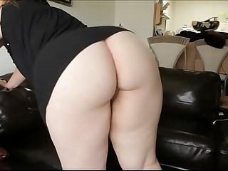 BBW with a Hot Fat Ass Fucks..