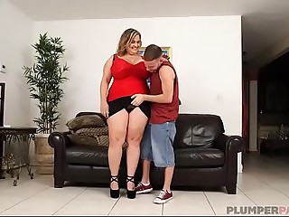 Busty BBW Mom Cami Cooper..