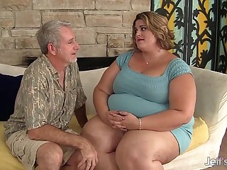 Fat and horny BBW Erin Green..