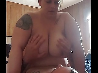 Homemade bbw wife