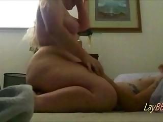 big ass blonde BBW love..