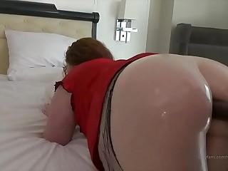 Thick Redhead BBW Anal..