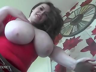 Huge BBW Tits