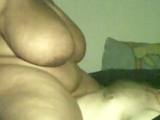 Ebony bbw huge tits huge ass..