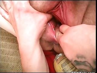 Crazy fat slut can enjoy..