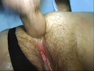 Homemade video of a mature..