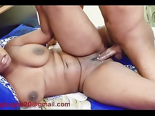 Elizabeth Gets Pounded By A..
