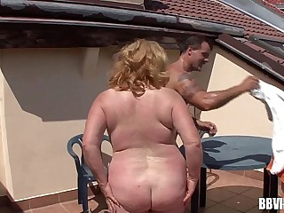 Fat mature german whore fuck..