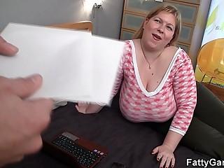 Big tits blonde seduces hot..