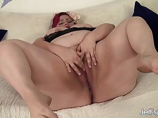 Fat and horny Eliza Allure..