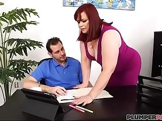 Office Slut Marcy Diamond..
