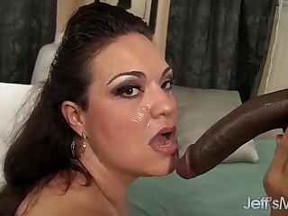 Horny Mexican plumper..