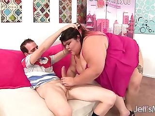 Fat Asian Plumper Sugar gets..