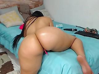 Ms Sapphire fat ass